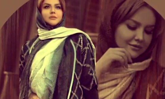 استایل متفاوت خانم مجری معروف+عکس