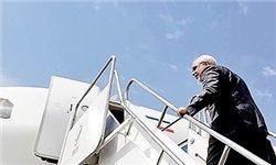 پایان سفر ظریف به سه کشور آفریقایی/ وزیر خارجه راهی تهران شد