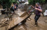 """امروز ۱۳ استان در خطر وقوع """"سیلاب ناگهانی"""" قرار دارند"""