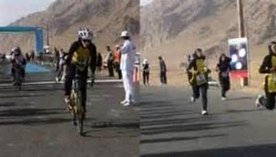 برای نخستین بار ایران میزبان رقابتهای دوگانه شد