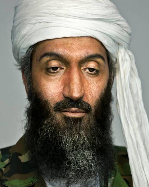 شباهت باورنکردنی امیرمهدی ژوله به بن لادن+عکس