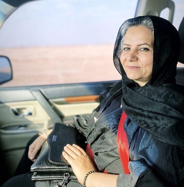 عاشقانه های رضا بهرام برای مادرش + عکس