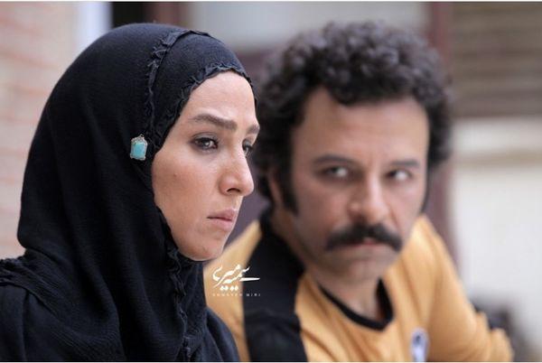سوگل طهماسبی وحسام منظور در سریال نجلا + عکس