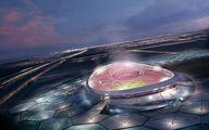 اعلام آمادگی قطر برای رونمایی زود هنگام از ورزشگاههای جام جهانی
