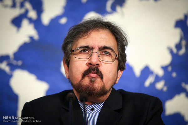 قاسمی: ایران عمیقا نگران شرایط وخیم انسانی در یمن است