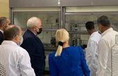 بازدید ظریف از دو مرکز مطالعات پزشکی و دارویی در هاوانا