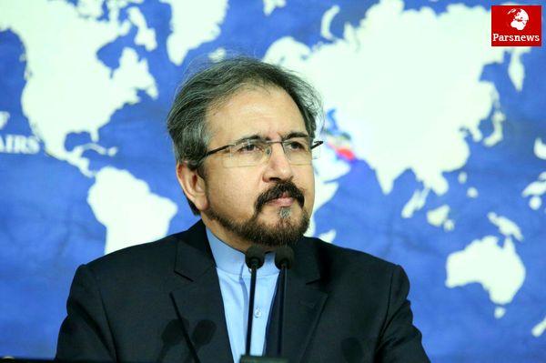 پیام تبریک سخنگوی وزارت خارجه به مناسبت سال نو