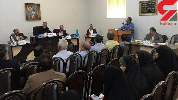 نصیر کاظمی پزشک محتکر دارو محاکمه شد