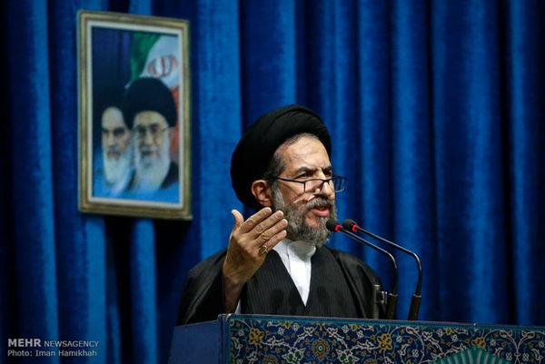 توصیه امام جمعه تهران به رئیسجمهور