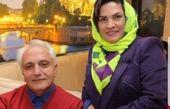 عکس روزگار شیرین علی معلم و همسرش