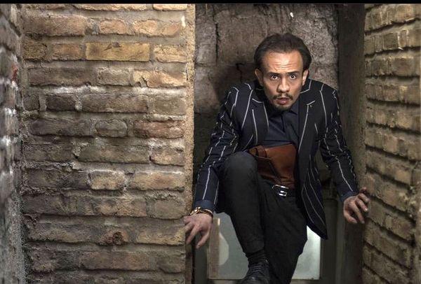 امیر کاظمی در سریال باخانمان + عکس