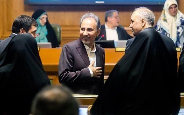 دستپخت دوشهردار و دو سرپرست برای پایتخت