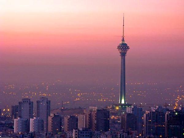 برگزاری مسابقه بین المللی پله نوردی در برج میلاد