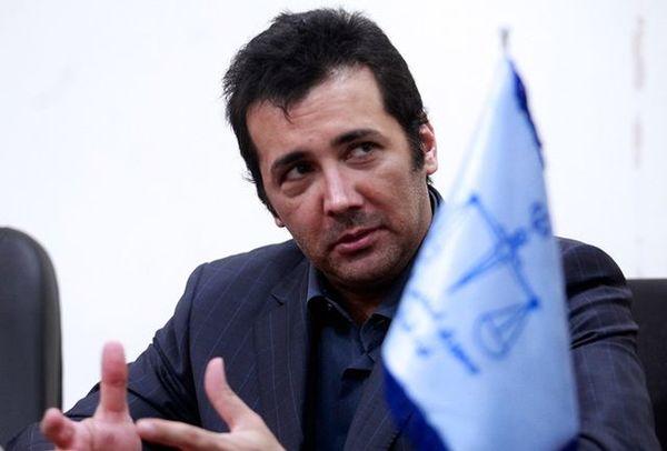 حسام نوابصفوی ۲۵ خرداد در دادسرای کارکنان دولت