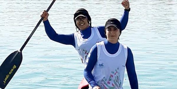 27 مدال رنگارنگ قایقرانان کشورمان در مسابقات قهرمانی آسیا