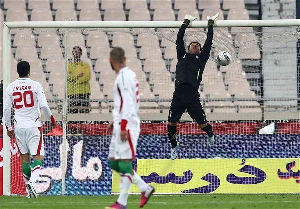 نگران دروازه تیم ملی در جام مات ها نیستیم