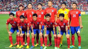فهرست بازیکنان کرهجنوبی برای جام جهانی 2018