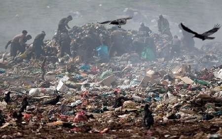 انجام رایزنی ها برای حذف دفن زباله