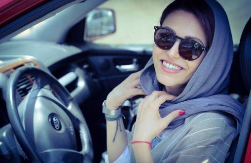 عکس شاداب رونای سریال دلدار