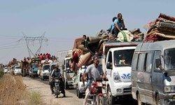 بازگشت بیش از یک میلیون آواره سوری در سه سال گذشته