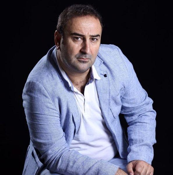 چهره جدی مهران احمدی + عکس
