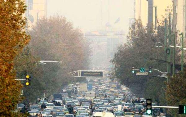 برنامه درآمدزایی شهرداری از هوای آلوده تهران!