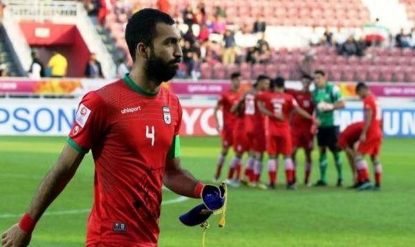 تلاش چشمی برای حضور در ترکیب تیم ملی