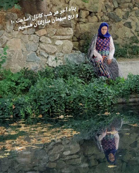 مادر حبیب لیسانسه ها در پناه آخر+عکس