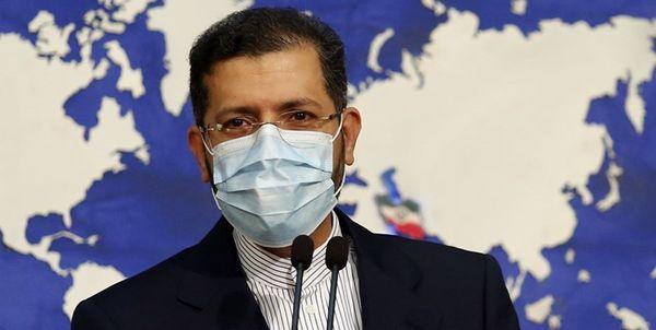 خطیبزاده: بازگشت آمریکا به برجام به صورت اتومات نیست