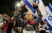 تظاهرات ضد نتانیاهو با وجود قرنطینه سراسری