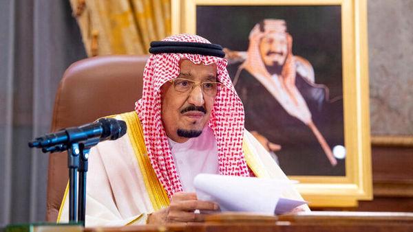 پیام تبریک پادشاه عربستان به مناسبت عید قربان