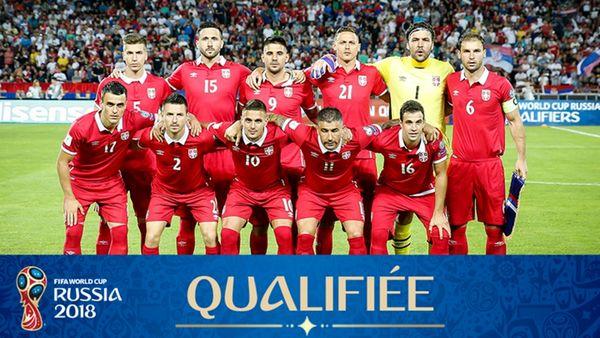 صربستان امیدوار به صعود در بین 16 تیم جام جهانی