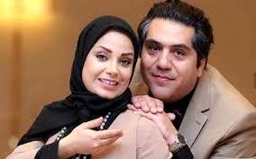 سفر مجری معروف و همسرش به مشهد/عکس