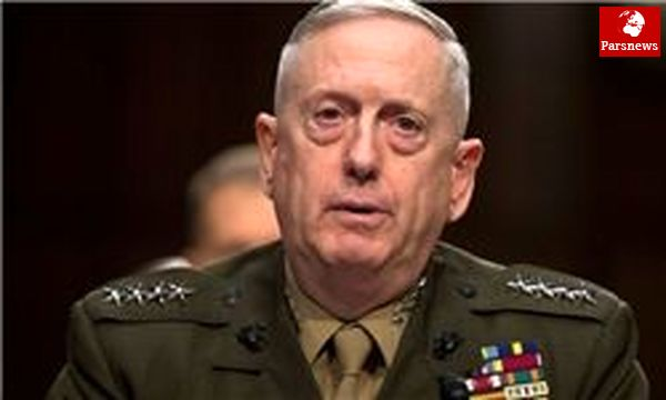 وزیر دفاع آمریکا وارد جیبوتی شد