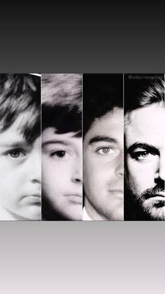 تغییر چهره گلزار در طول زمان + عکس