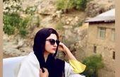 کوهنوردی محیا دهقانی + عکس