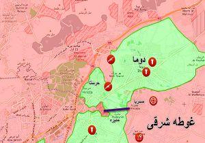 افشاگری شاهدان عینی درباره حمله ادعایی شیمیایی به دوما