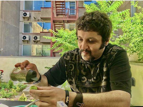 نوبرانه های مهران رنجبر + عکس