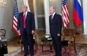 دیدار ترامپ و پوتین در هلسینکی آغاز شد