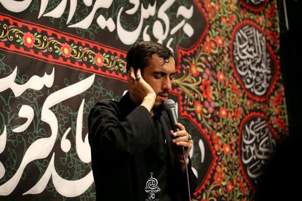 مداحی مهدی رسولی  درباره تحولات منطقه + فیلم