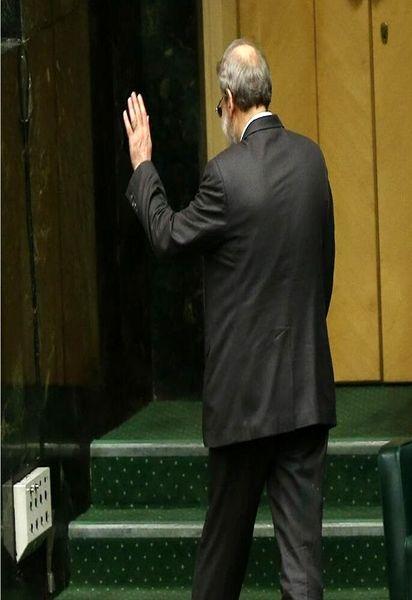 مقصد لاریجانی پس از ریاست 12 ساله در مجلس کجاست؟