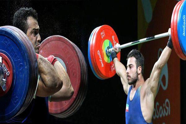 چالش وزن 96 کیلوگرم وزنه برداری ایران در المپیک توکیو