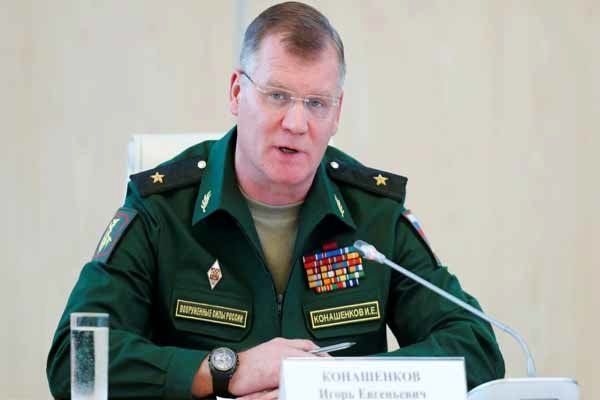 وزیر دفاع روسیه دو نامه مهم به همتای امریکایی ارسال کرده است