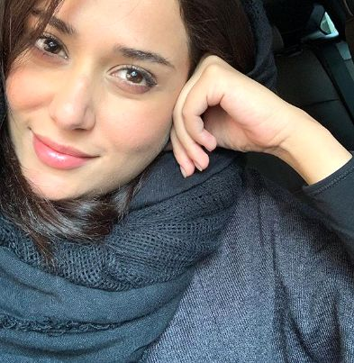عکس ملیح و زیبای پریناز ایزدیار
