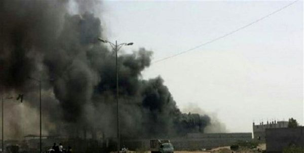 حمله توپخانهای شبهنظامیان ائتلاف سعودی در الحدیده و نقض توافق صلح سوئد
