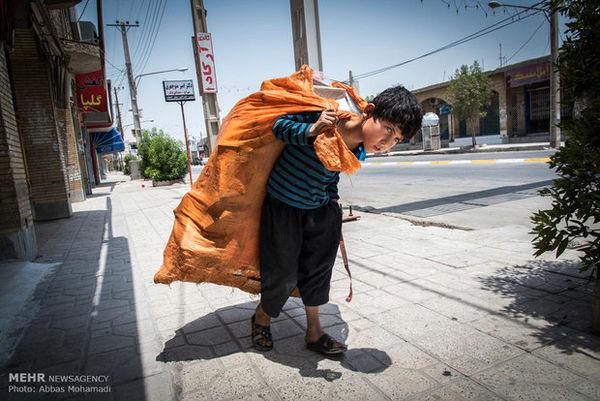 فاجعه زیست محیطی دریک قدمی تهران