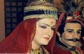 عکس جوانی زوج حاشیه ساز این روزها با گریم خاص!