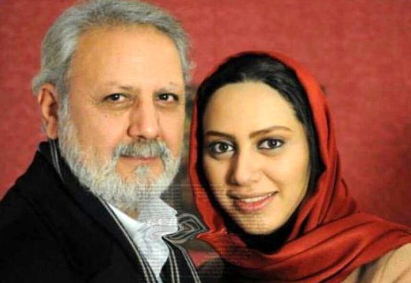 عکس پدر و دختری فرجادها