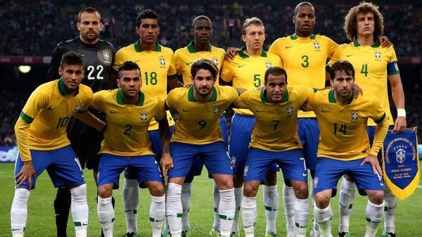 اعلام لیست نهایی برزیل برای جام جهانی 2018