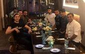 رستوران گردی آزمون و بیرانوند در تهران
